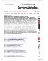 Corriere Adriatico 10.04.2015
