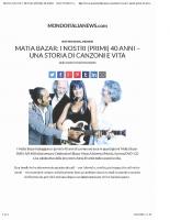 Mondo Italia News.com 10.04.2015