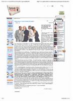 Spettacoli News 10.04.2015