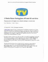 TV Sorrisi & Canzoni.com 10.05.2015